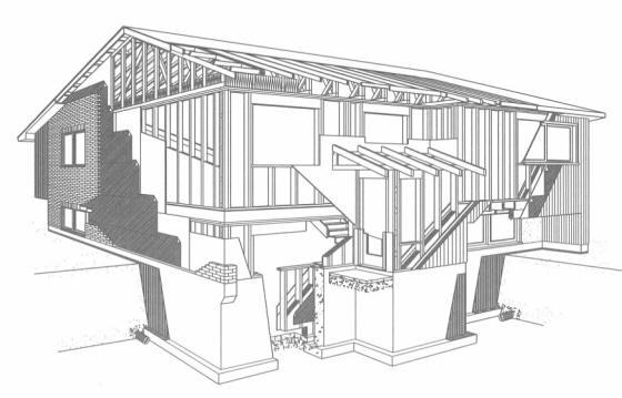 Michel tellier architecte conseils for Conseils construction maison